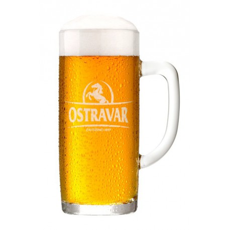 Ostravar Unfiltered (30 l keg)