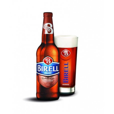 Birell semi-dark (20 x 0,5 l bottled)