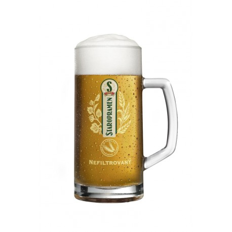 Staropramen Unfiltered (30 l keg)