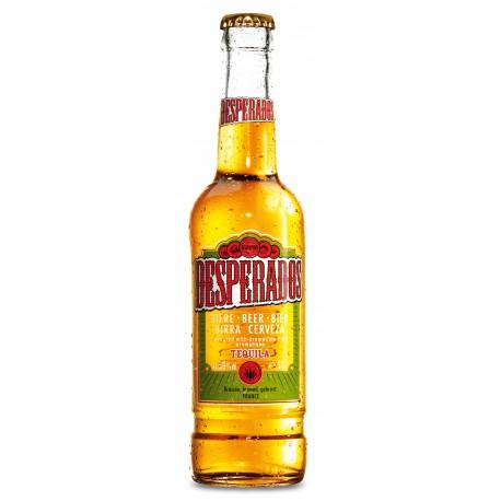 Desperados Original (24 x 0,33 l bottled)