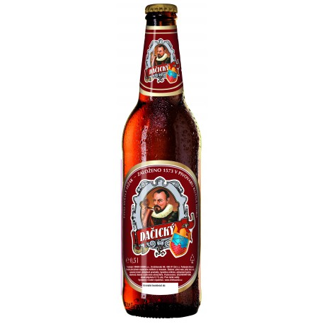 Dačický kutnohorský (20 x 0,5 l bottled)