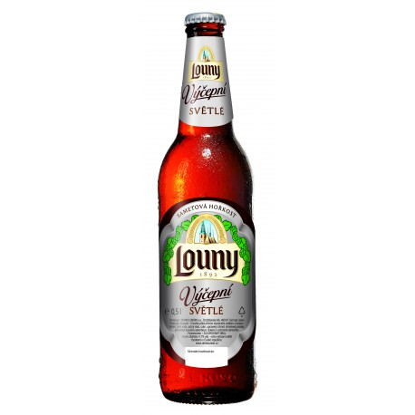Louny Pale (20 x 0,5 l bottled)