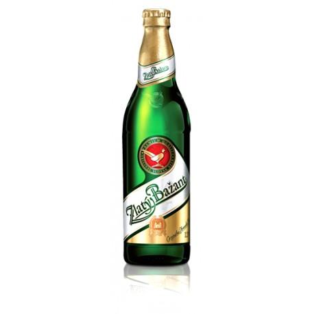 Zlatý Bažant Pale Lager  (20 x 0,5 l bottled)