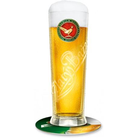 Zlatý Bažant Pivo světlý ležák (50 l sud)