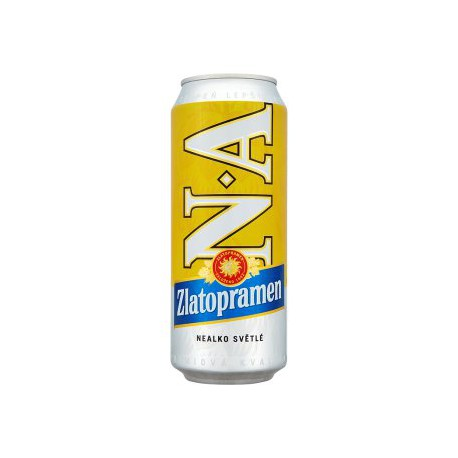 Zlatopramen N-A (24 x 0,5 l canned)