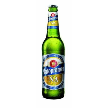 Zlatopramen N-A (20 x 0,5 l bottled)