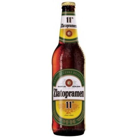 Zlatopramen 11 Pale (20 x 0,5 l bottled)