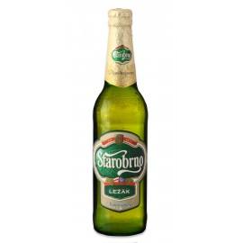 Starobrno Ležák (24 x 0,33 l lahvové)