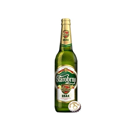 Starobrno Drak (20 x 0,5 l bottled)