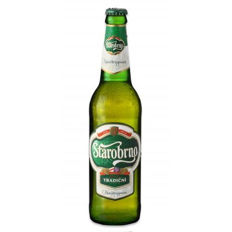 Starobrno Tradiční (20 x 0,5 l bottled)