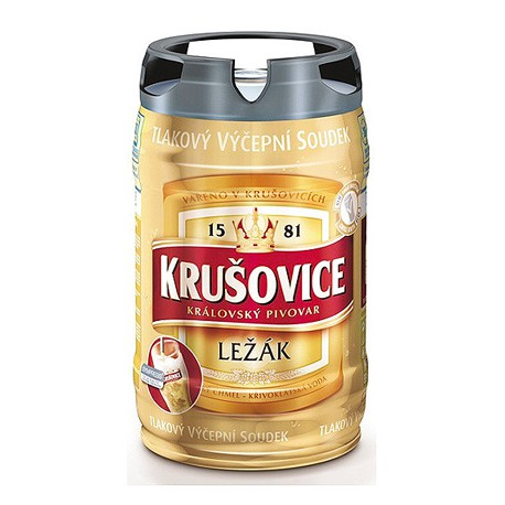 Krušovice Dvanáctka (2 x 5 l canned)