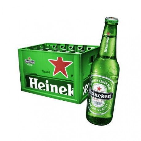 Heineken (20 x 0,4 l bottled)