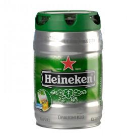 Heineken Draught (5 l plechovkové)