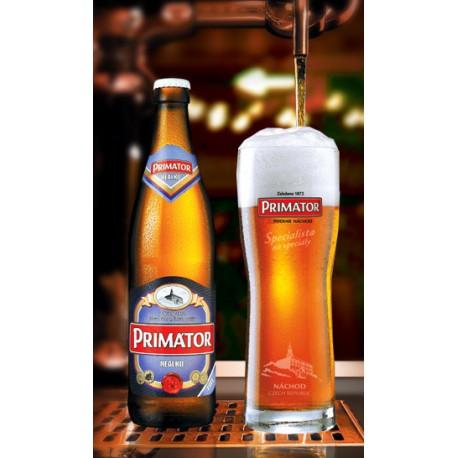 Primátor Nealko (20 x 0,5 l bottled)