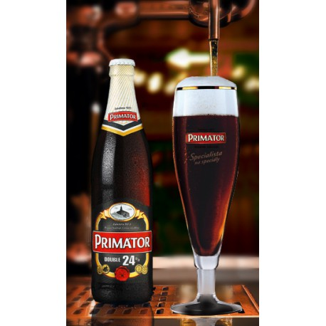 Primátor Double - special (20 x 0,5 l bottled)