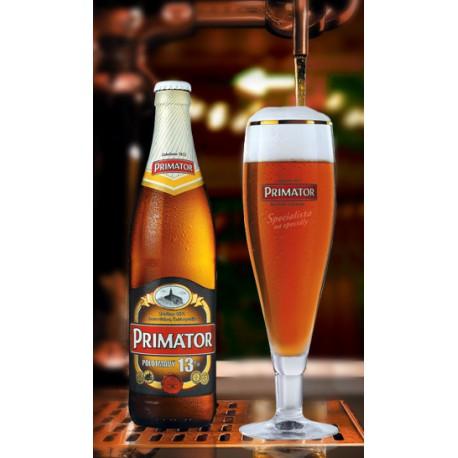 Primátor Polotmavý - Speciál (20 x 0,5 l lahvové)