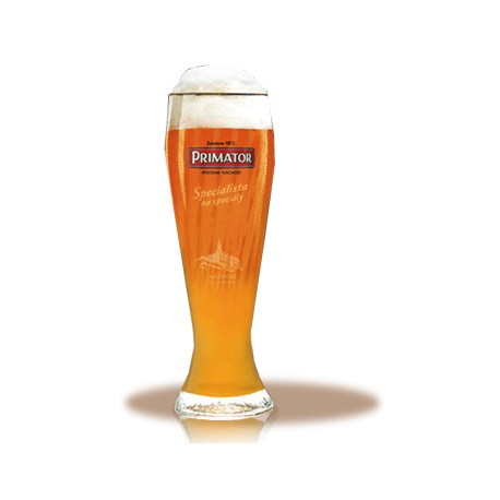 Primátor Lager kvasnicové - special (50 l keg)