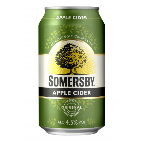 Somersby Apple cider (24 x 0,33 l canned)