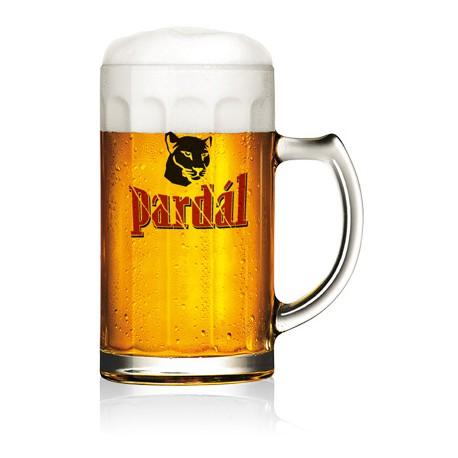 Pardál ECHT kvasnicový Lager - special (30 l keg)