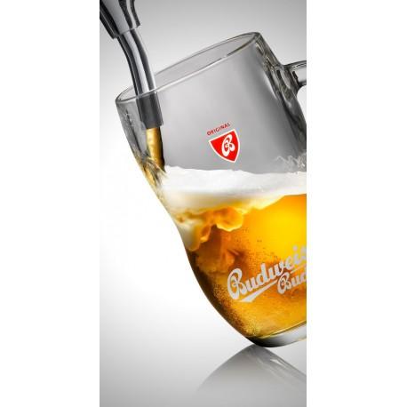 Budweiser Budvar B:Special Krausened Lager - special (50 l keg)