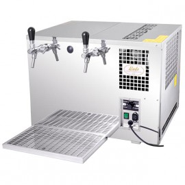 Lindr AS-110 INOX Tropical (2 x Tap)