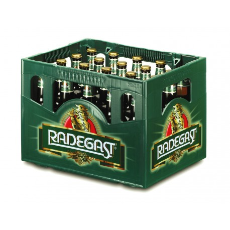 Radegast original (20 x 0,5 l bottled)