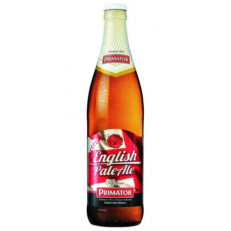 Primátor English Pale Ale (20 x 0,5 l lahvové)