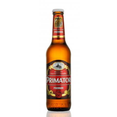 Primátor Premium (24 x 0,33 l lahvové)