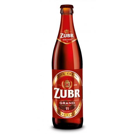 Zubr Grand (20 x 0,5 l lahvové)