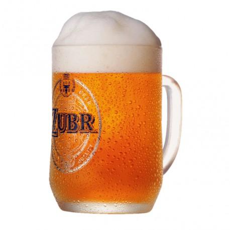 Zubr Premium - Kvasničák (50 l sud)