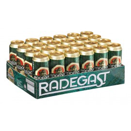 Radegast purely bitter 12 (24 x 0.5 l canned)