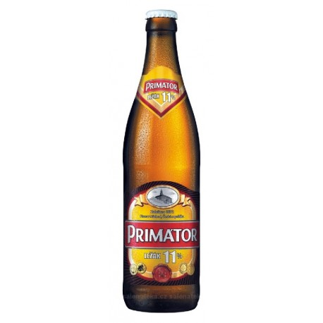 Primator Lager (20 x 0,5 l bottled)
