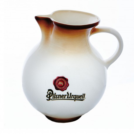 Pilsner Urquell beer pitcher 2 l