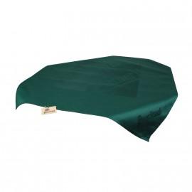 Pilsner Urquell tablecloth small jacquard green