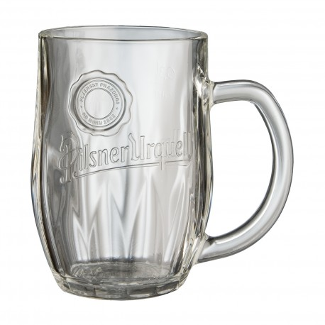 Pilsner Urquell 0.3 l glass with a handle (6 pcs)
