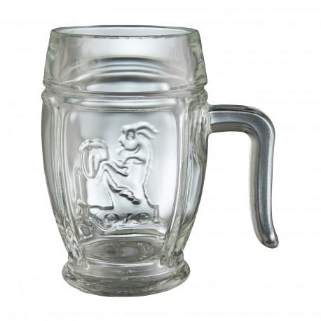 Horned Kozel glass 0,5 l