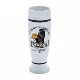 Kozel porcelain cup 0.3 l