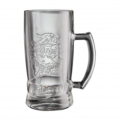 Radegast 0.5 l  glass with a handle