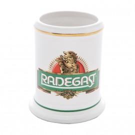 Keramický korbel Radegast 0,3 l
