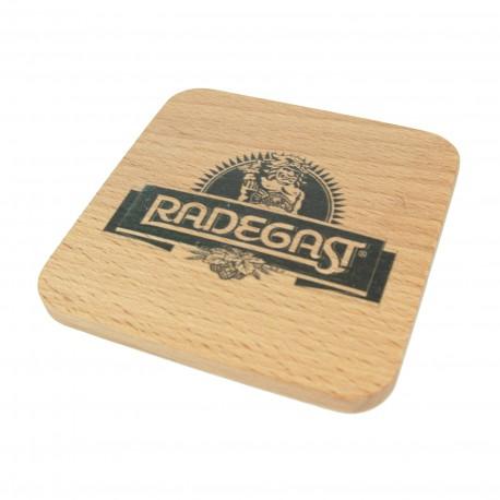 Radegast wooden coaster