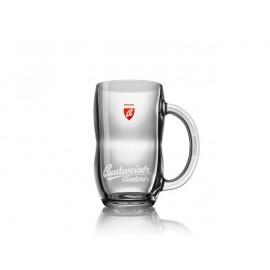 Budweiser glass pitcher Original 0,3 l with a handle