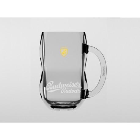 Budweiser Budvar glass pitcher 0,5 l B:SPECIAL