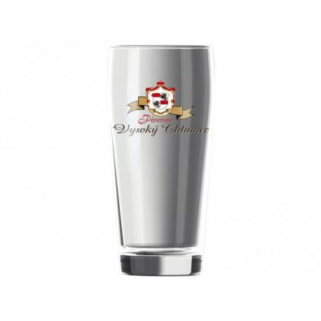 Willi Becher Glass Vysoký Chlumec 0,5 l