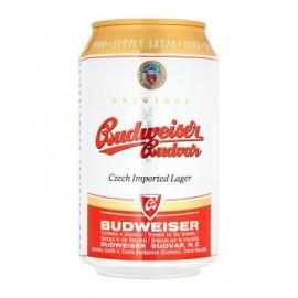 Budweiser Budvar B:Classic (24 x 0.33 l canned)
