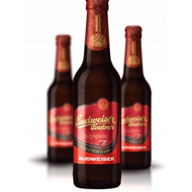 Budweiser Budvar Dark Cherry - Special (24 x 0.33 l bottled)