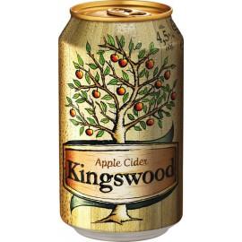 Kingswood Cider  (24 x 0.33 l canned)