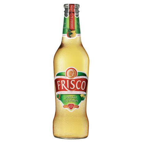 Frisco Apple & Lemon (12 x 0,33 l bottled)