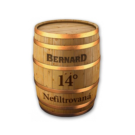 Bernard unfiltered special 14° (20 l keg)