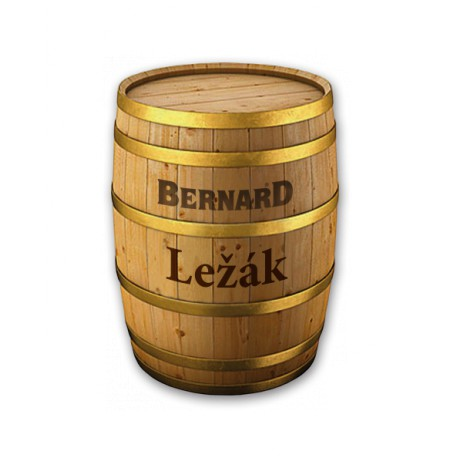 Bernard pale lager 12° (30 l keg)