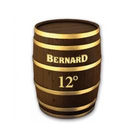 Bernard semi-scura lager 12° (20 l keg)